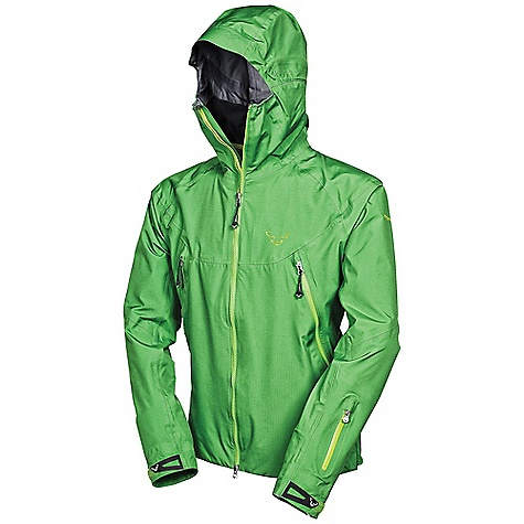 photo: Dynafit Huascaran Pro Shell Jacket waterproof jacket