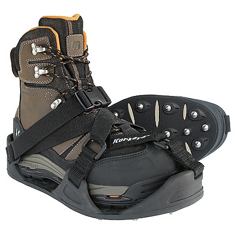 photo: Korkers Ice Cleats Extreme traction device
