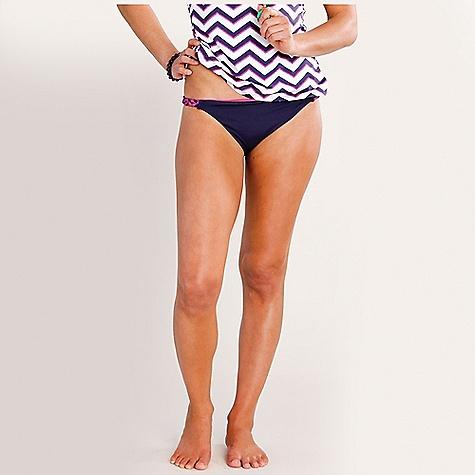Carve Designs Women's Andi Reversible Bikini Bottom