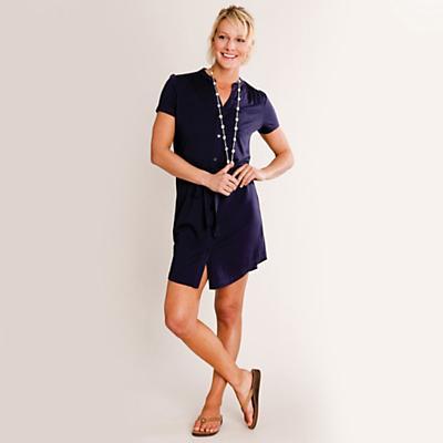Carve Designs Women's Logan Button Up Dress