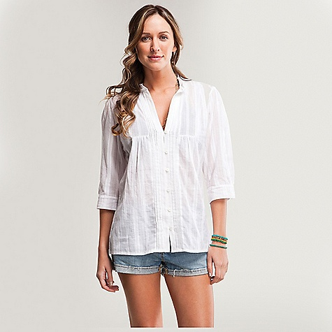Carve Designs Women's Savannah Woven Top