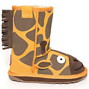 EMU Kids' Little Creatures Giraffe Boot