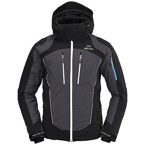 photo: Eider Nagano Jacket synthetic insulated jacket