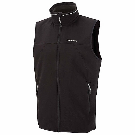 photo: Craghoppers Luka Gilet soft shell vest
