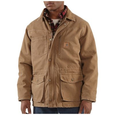 Carhartt Men's Sandstone Rancher Coat
