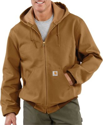 Carhartt Men's Thermal Lined Duck Active Jacket
