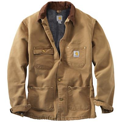Carhartt Men's Weathered Duck Chore Coat