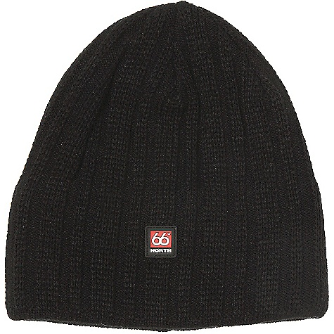 photo of a 66°North hat