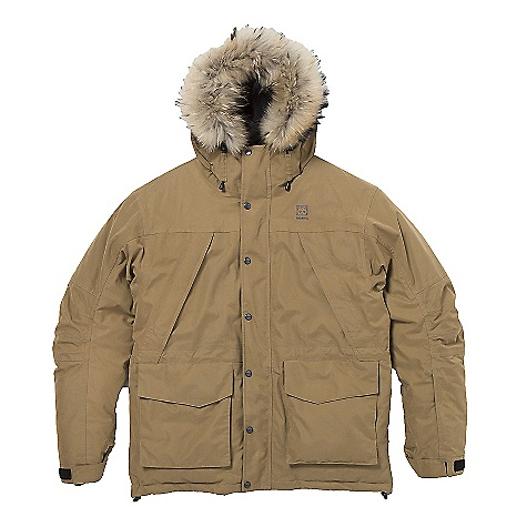 photo: 66°North Men's Thorsmork Down Parka down insulated jacket
