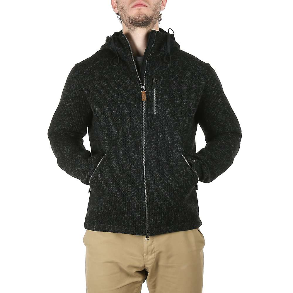 66North Men's Vindur Jacket - Small - Charcoal