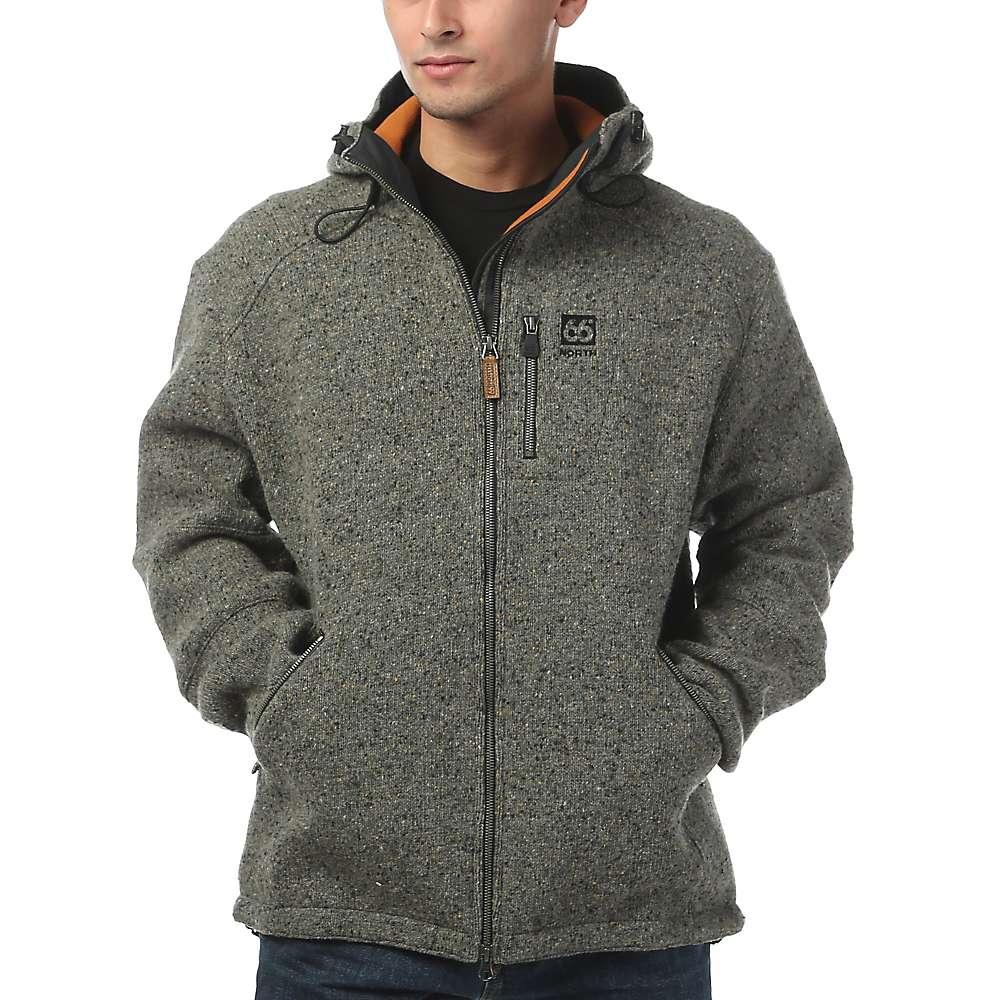 66North Men's Vindur Jacket - XL - Earth Knit