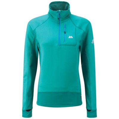Mountain Equipment Women's Eclipse Zip Tee Jacket