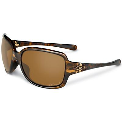 Oakley Women's Break Point Polarized Sunglasses
