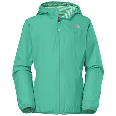 The North Face Girls' Reversible Comet Wind Jacket