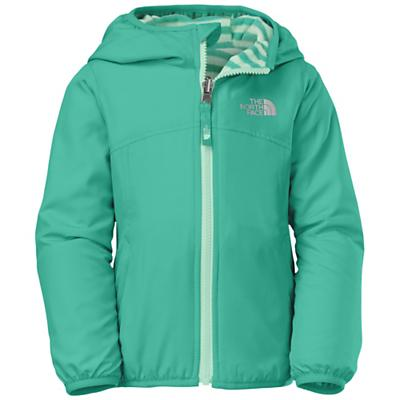 The North Face Toddler Girls' Reversible Comet Wind Jacket