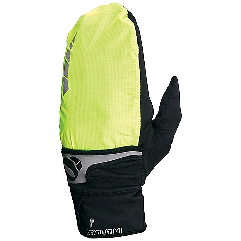 photo: Pearl Izumi Shine Wind Mitt insulated glove/mitten
