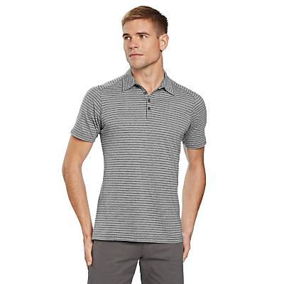 Nau Men's Genus Stripe S/S Polo