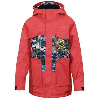 Boulder Gear Boy's Double Jacket