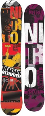 Nitro Demand Snowboard 149 - Kid's