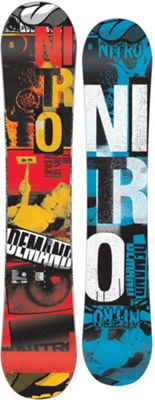 Nitro Demand Snowboard 152 - Kid's