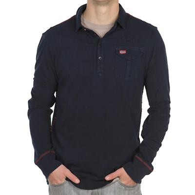 Napapijri Men's Ellis L/S Polo