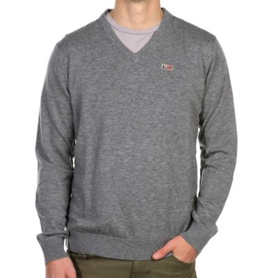 Napapijri Men's Hisar 13 V-Neck Sweater