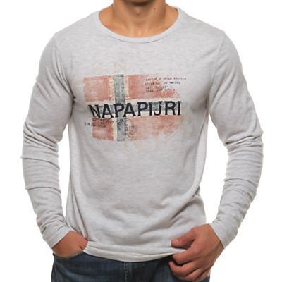 Napapijri Men's Sider L/S Tee