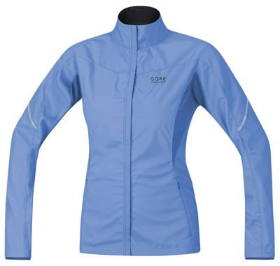 Gore Running Wear Women's Essential Lady Windstopper Active Shell Partial Jacket