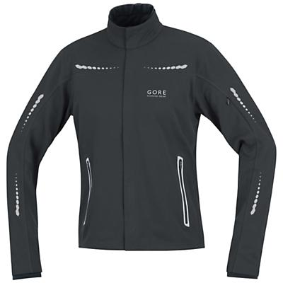Gore Running Wear Men's Mythos Windstopper Soft Shell Jacket