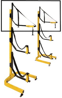 Suspenz 3rd Boat Deluxe Expansion Rack