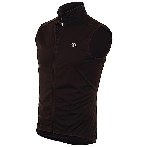 photo: Pearl Izumi Elite Aero Vest soft shell vest