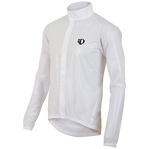 photo: Pearl Izumi Elite Barrier Clear Jacket wind shirt