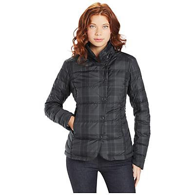Nau Women's Plaid Down Blazer