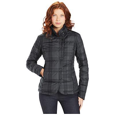 Nau Women's Plaid Down Blazer