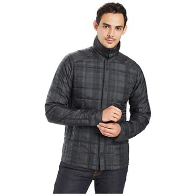 Nau Men's Plaid Down Shirt
