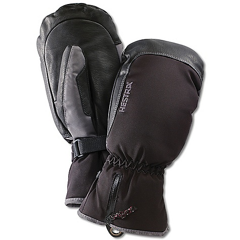 Hestra C-Zone Leather Mitt