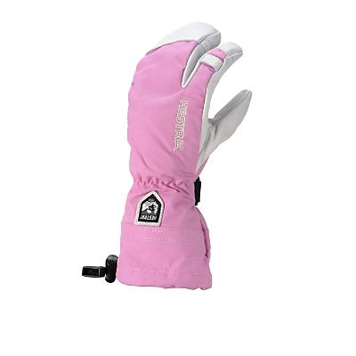 Hestra Juniors' Heli Ski 3 Finger Glove