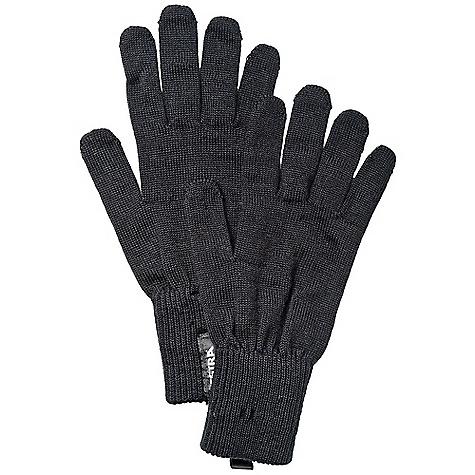 photo: Hestra Merino Wool Liner glove liner