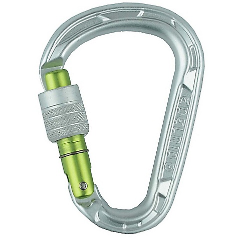 photo: Edelrid HMS Strike locking carabiner