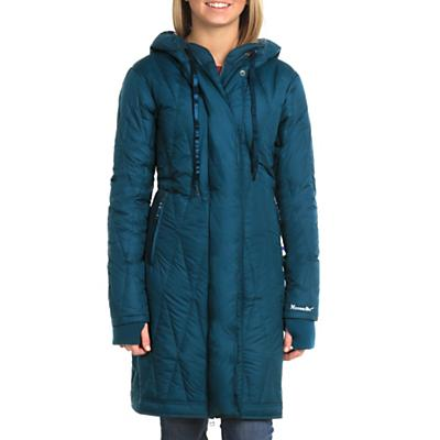 Moosejaw Women's Leila Everett Long Down Jacket