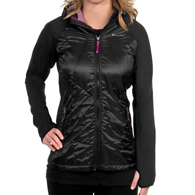 Moosejaw Women's Liz Atwood Cozy Hybrid Softshell Jacket