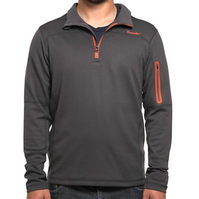 Moosejaw Men's Mark Toaz 1/2 Zip Micro Grid Fleece