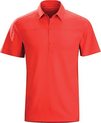 Arcteryx Men's Adventus Comp SS Polo