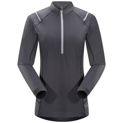 Arcteryx Women's Ensa LS Zip Neck