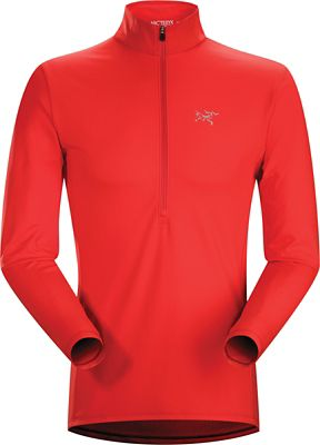 Arcteryx Men's Morphic LS Zip Neck