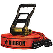 Gibbon 2-Inch Red Classic X13 Slackline Kit