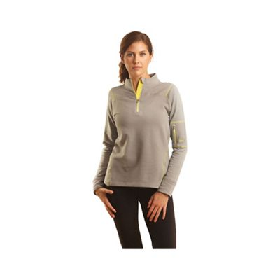 Tasc Women's Contour 1/4 Zip Fleece Top