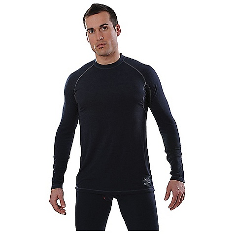 photo: Tasc Performance Men's Bamboo+Merino Base Layer Level A LS