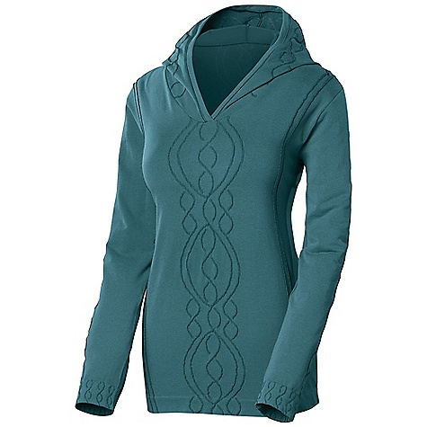 photo: Isis Cable Hoodie base layer top