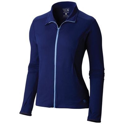 Mountain Hardwear Women's Butter Full Zip Jacket